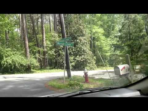 Down On Copperline - Drive Through James Taylor's Childhood Neighborhood