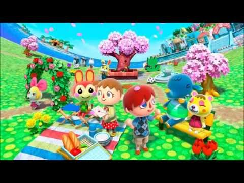 Best Animal Crossing Hourly Music (All Games)