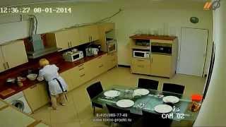 Видеонаблюдение для квартиры(Профессиональные комплекты видеонаблюдения для квартиры,на базе камер с ИК-подсветкой RVi-C321B (3.6 мм) Типовые..., 2015-04-27T08:31:40.000Z)