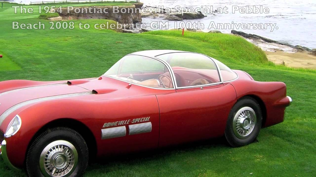 Joe For Oil >> 1954 Pontiac Bonneville Special - YouTube