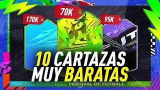 10 CARTAZAS REGALADAS DE PRECIO EN FIFA 21 I PARTE 2
