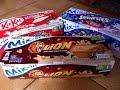 Lion/Kit Kat/Smarties Yaourts Nestlé - Produits Français.