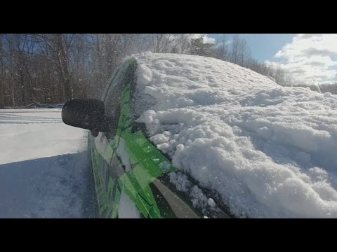 Snow Removal the Basshead way