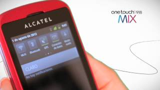 ALCATEL ONE TOUCH MIX 918