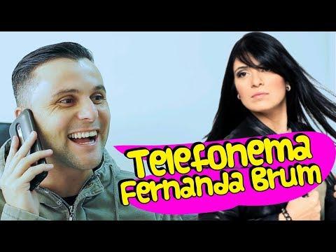 CQG // Telefonema Fernanda Brum