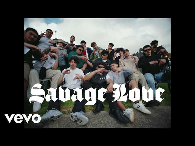 Jawsh 685, Jason Derulo - Savage Love (Laxed - Siren Beat) (Official Video)