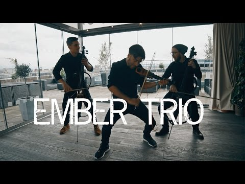 Ember - Medley (Kanye West, Rae, Coldplay, Sia and Avicii) Cover Violin and Cello