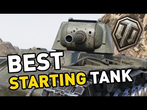 BEST Starting Tank in World of Tanks!