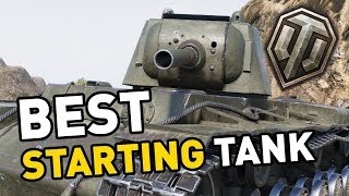BEST Starting Tank in World of Tanks!