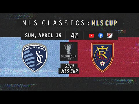 CLASSIC FULL MATCH: Sporting Kansas City vs Real Salt Lake | Insane Penalty Shootout | 2013 MLS Cup