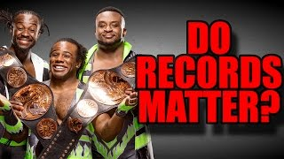 The Importance of Records in Wrestling