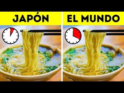 Por qué los japoneses son tan delgados, según la ciencia