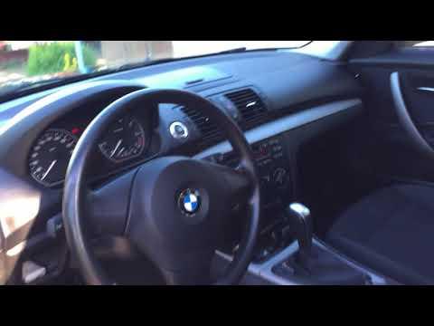 BMW 116 E87 обзор, характеристики