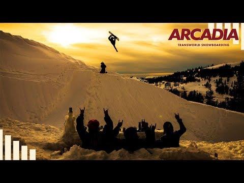 TransWorld SNOWboarding presents ARCADIA Official Trailer