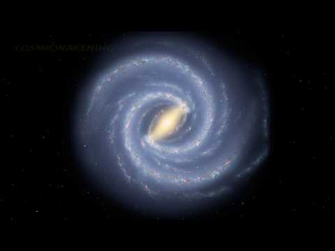 """How big is the Universe? """"HD"""" - Cosmic Wakening"""