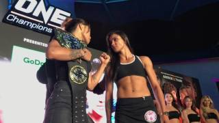 ONE Championship Dynasty of Heroes: Angela Lee vs Istela Nunes