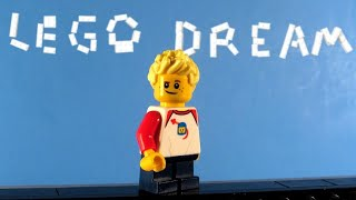 A Kid's Dream | Lego Stop-motion |