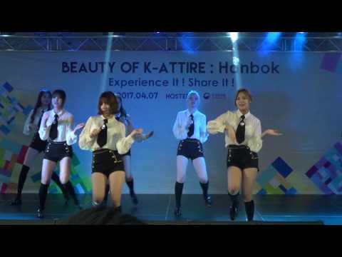 170407 GFRIEND - Fingertip | Beauty of K-Attire: Hanbok