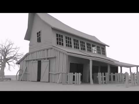 Shapeshift: Work in Progress - Barn Model