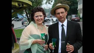 9 лет свадьбы.