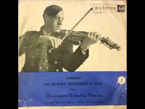 01 Fabulous Sigbjørn Bernhoft Osa Play Norwegian Country Dances Vol. 2: 3 Gamle Reinlendere