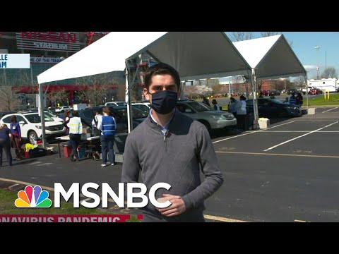 Tennessee Ramps Up COVID-19 Vaccinations | MSNBC