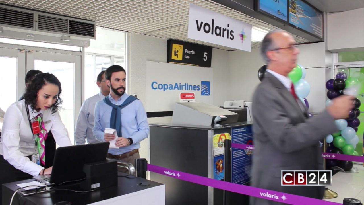 Volaris conectar a el salvador con nicaragua y guatemala for Oficinas de youtube mexico