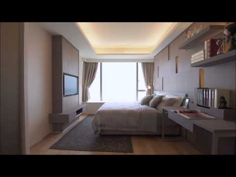 Silversea Luxury Penthouse Showflat. For enquiries, call 87774000