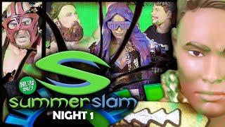 NLW 24/7 SummerSlam Night 1 | FULL SHOW (WWE Figure Pic Fed)