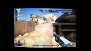 Team Fortress 2 на планшете Windows 8.1 Pipo W3 intel Bay trail z3775
