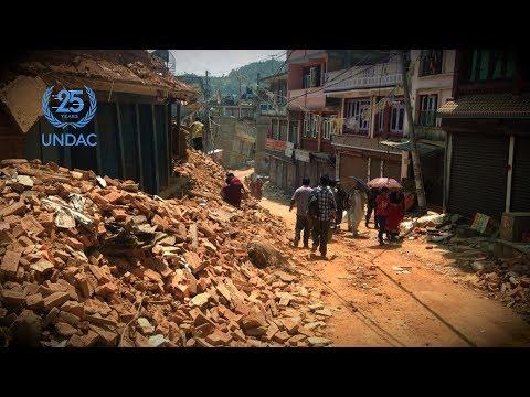UNDAC 25 - Nepal Earthquake - 2015