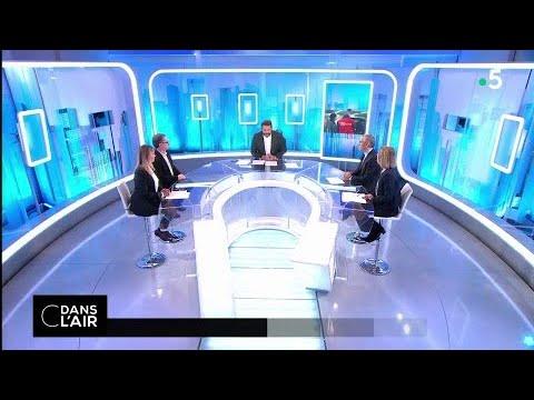 SNCF : Grève sur toute la ligne #cdanslair 31.03.2018