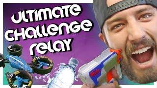 ULTIMATE CHALLENGE RELAY!!