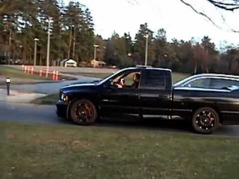 Dodge Ram Srt10 Viper Truck 525hp Youtube