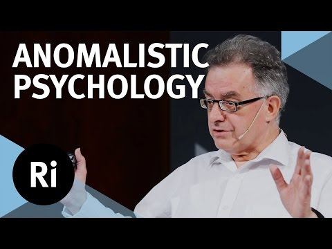 An Introduction to Paranormal Psychology - with Chris French