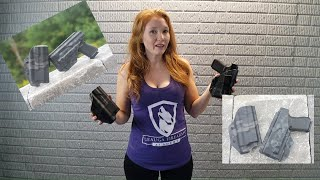 Some of the Best Holsters for CCW | Vedder ProDraw and Lighttuck Holsters
