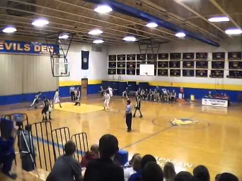 Poultney High School Vs. Woodstock 12/20/2014