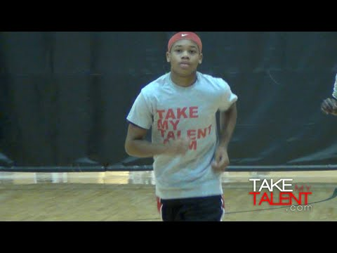 Trajan Wesley (2018/CG) 8th Grade AAU Nationals Highlights!
