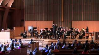 "Big Horn Brass plays ""The Great Gate of Kiev"""