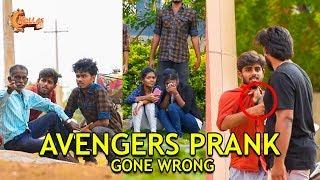 Avengers Prank   KM #7   Tamil prank show   pranks   prank shows   Nellai360*