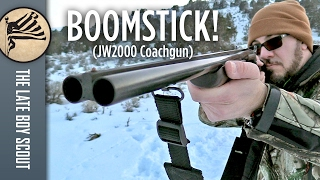 This is My Boomstick! JW2000 Coachgun from J&G Sales