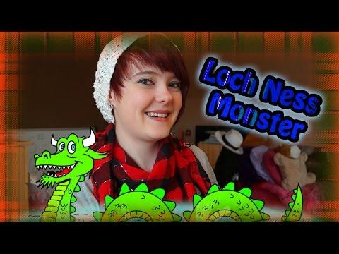 Scottish Mythology #2 Loch Ness Monster (Nessie)