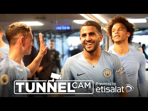 CITY SCORE FIVE | Tunnel Cam | City 5-0 Burnley