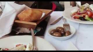 ГРЕЦИЯ: Первая еда в Греции... THESSALONIKI GREECE(Смотрите всё путешествие на моем блоге http://anzor.tv/ Мои видео путешествия по миру http://anzortv.com/ Форум Свободных..., 2012-05-05T16:59:04.000Z)