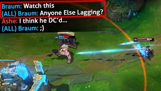 FUNNIEST MOMENTS IN LEAGUE OF LEGENDS