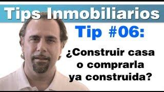 Casas en Queretaro Tip 06:¿Construir casa o comprarla ya terminada? - Tu casa en Queretaro