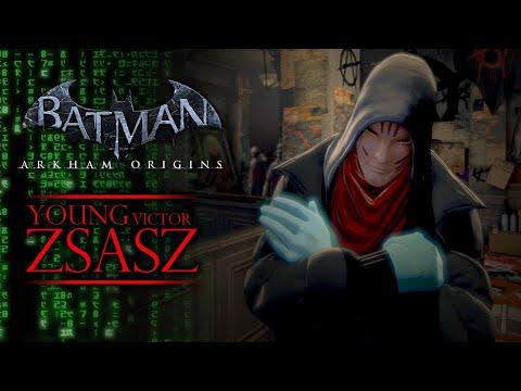 Batman Arkham Origins: Young Zsasz |