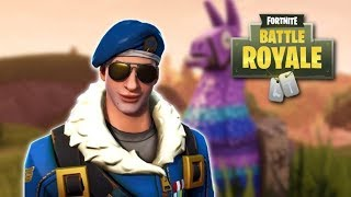 FORTNITE HALLOWEEN I DOBIO SAM ROYALE BOMBER SKIN!