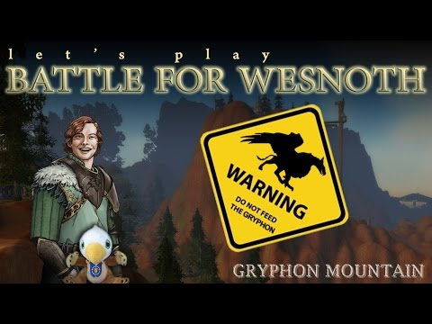 Let's Battle for Wesnoth - 20 - Where the Wild Things Are (Gryphon Mountain)