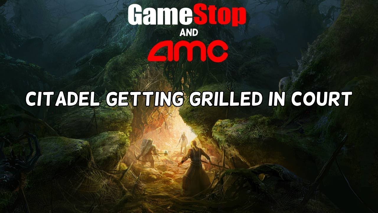 AMC Stock & GME Stock - Citadel Has Its Court Date & It's Not Looking Good! Wendy's Is Hiring, Kenny